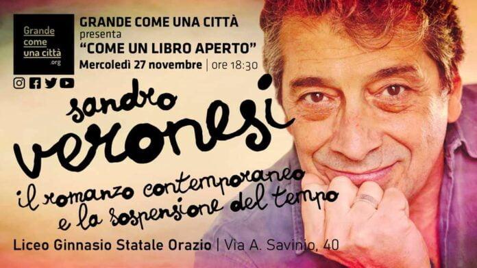 Come un libro aperto Sandro Veronesi