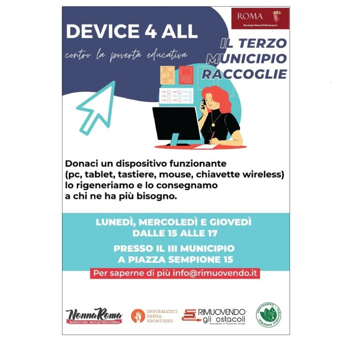 device4all roma